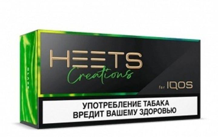 IQOS Heets Creations Glaze