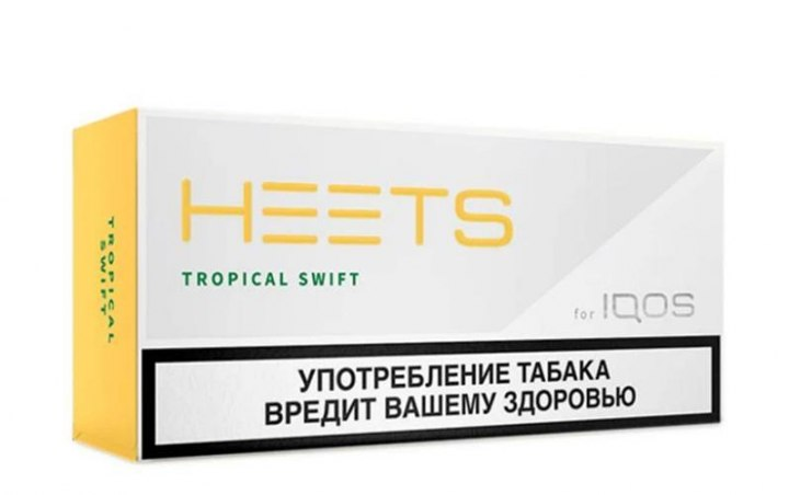IQOS Heets Tropical Swift Parliament